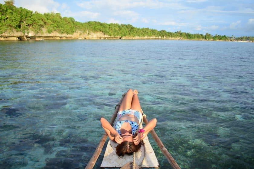 Rox in Camotes Island, Cebu December 2014