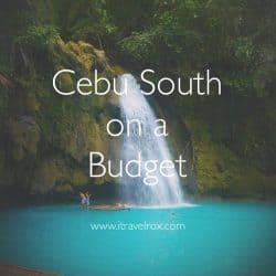 Cebu South on a Budget