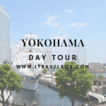 An Unexpected Yokohama Day Trip in Japan – a Date Tour Actually!