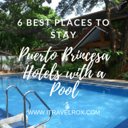 6 best places to stay in puerto princesa hotels with a pool