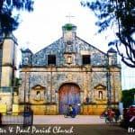 Sts. Peter and Paul Church in Bantayan, Cebu