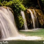 The Beauty of Cambugahay Falls