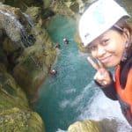 The Canyoneering Cebu Adventure in Alegria to Badian in Cebu, Philippines