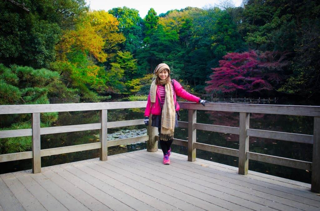 Autumn Tokyo Japan