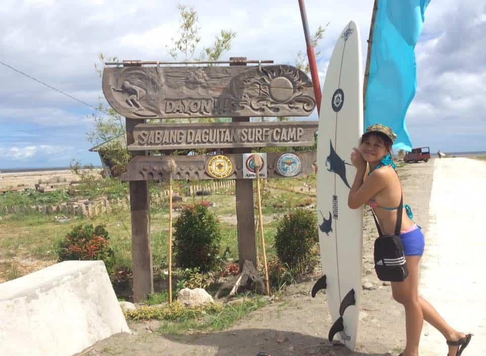 surfing trip leyte
