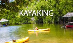 kayaking - i travel rox