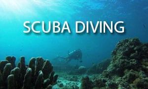 scuba diving - i travel rox