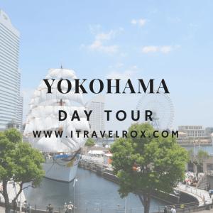 Yokohama Day Trip