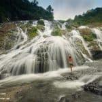 The Majestic Tarangban Falls in Calbayog City, Samar
