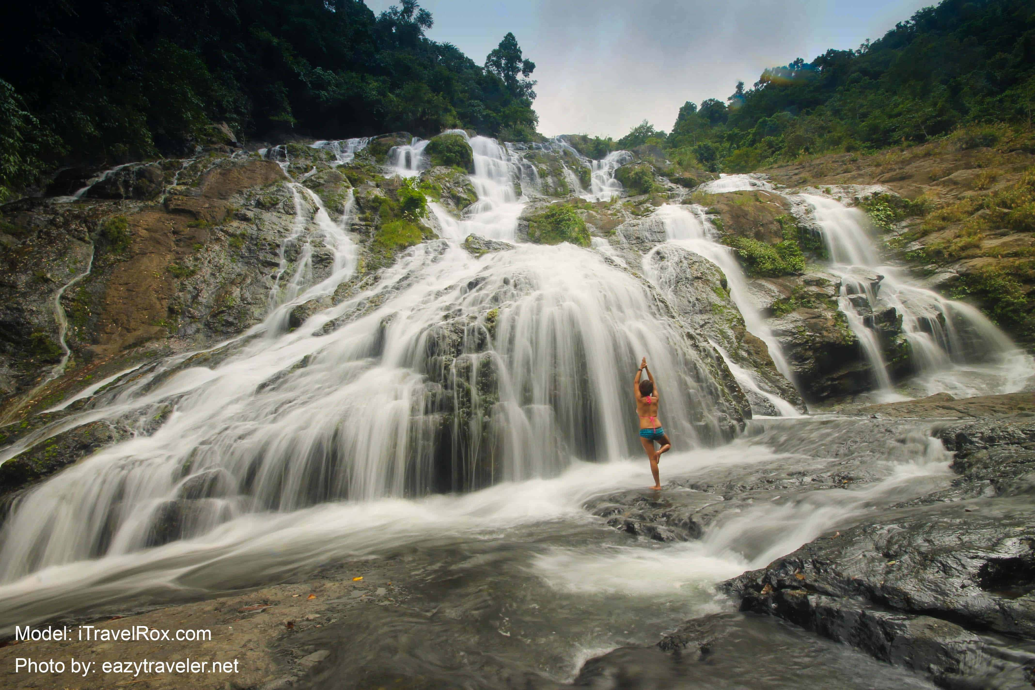 The Majestic Tarangban Falls Calbayog City Samar