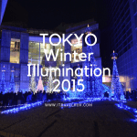Tokyo Winter Illumination Experience 2015