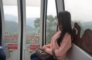 maokong gondola ride