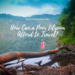 Part 1: How Can a Poor Filipina Afford to Travel?