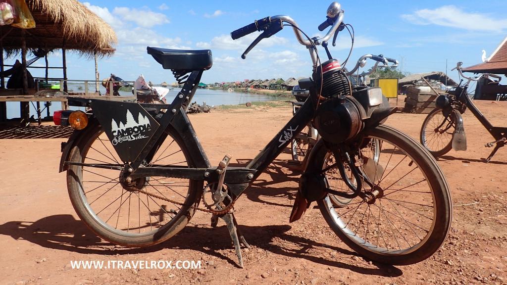 cambodia on a solex