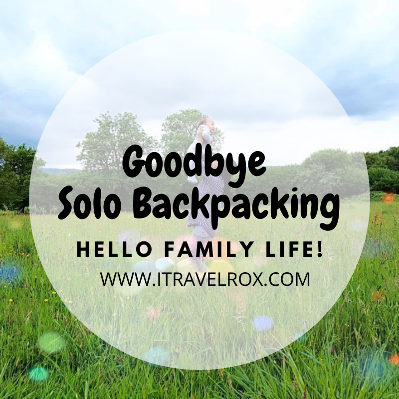 goodbye solo backpacking